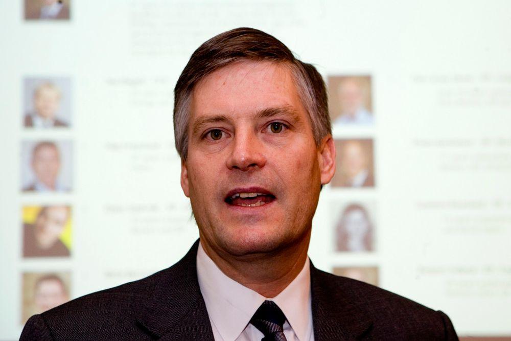 Noreco vil at deres administrerende direktør Scott Kerr skal fortsette som sjef etter en eventuell fusjon med Det norske.
