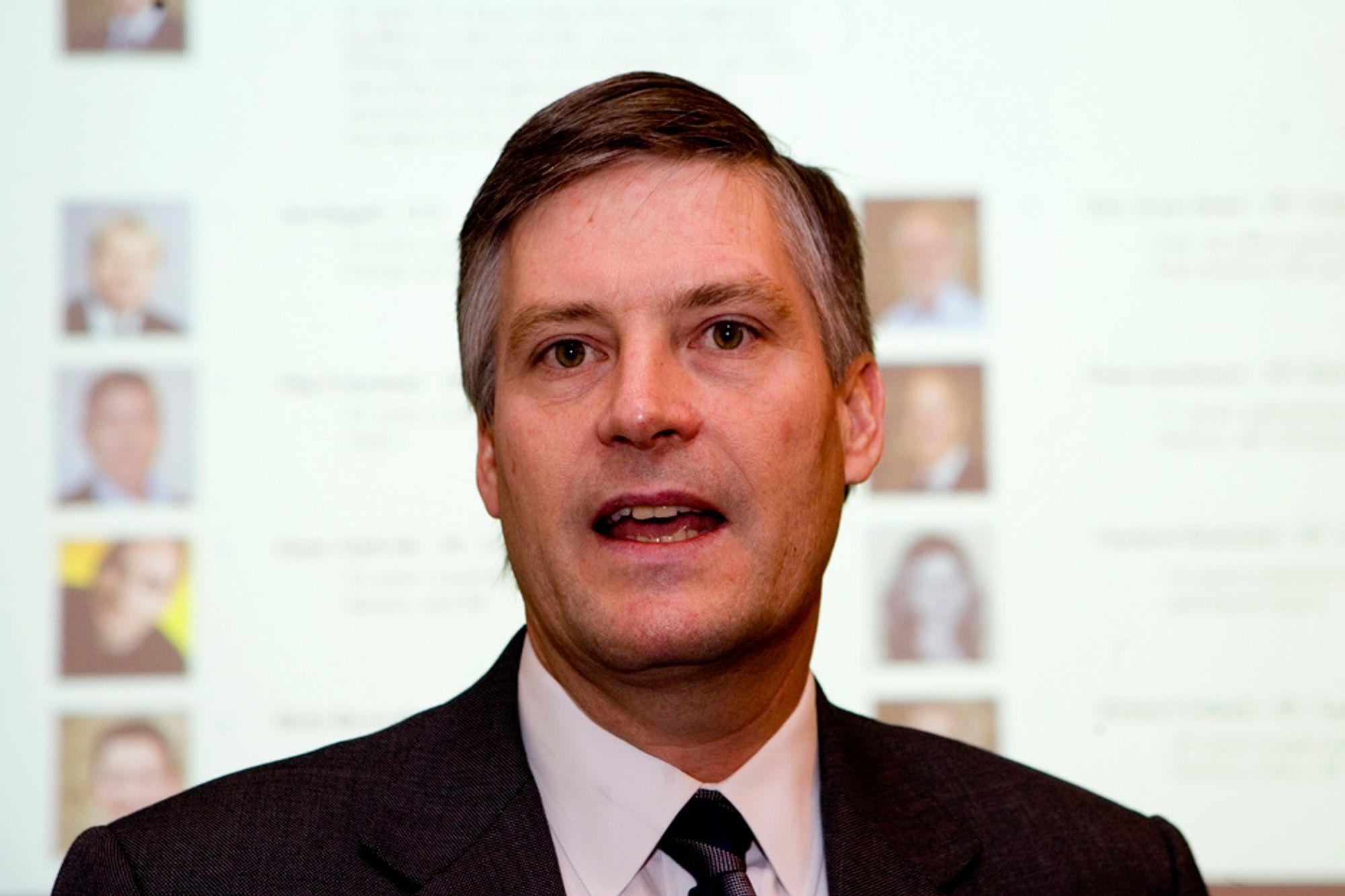 Administrerende direktør Scott Kerr i Noreco.