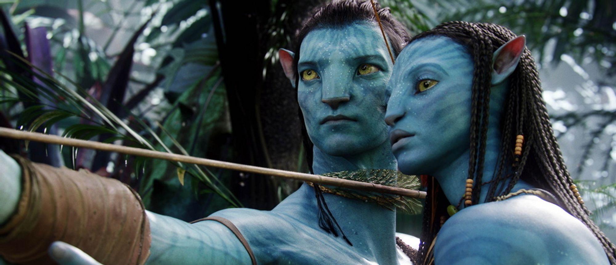 3D-gulrotMange tror James Camerons nye science fictionfilm Avatar vil bli det store kjennombruddet for film på 3D og vil drive salget av nye Blu-ray-plater når de blir tilgjengelige neste år.