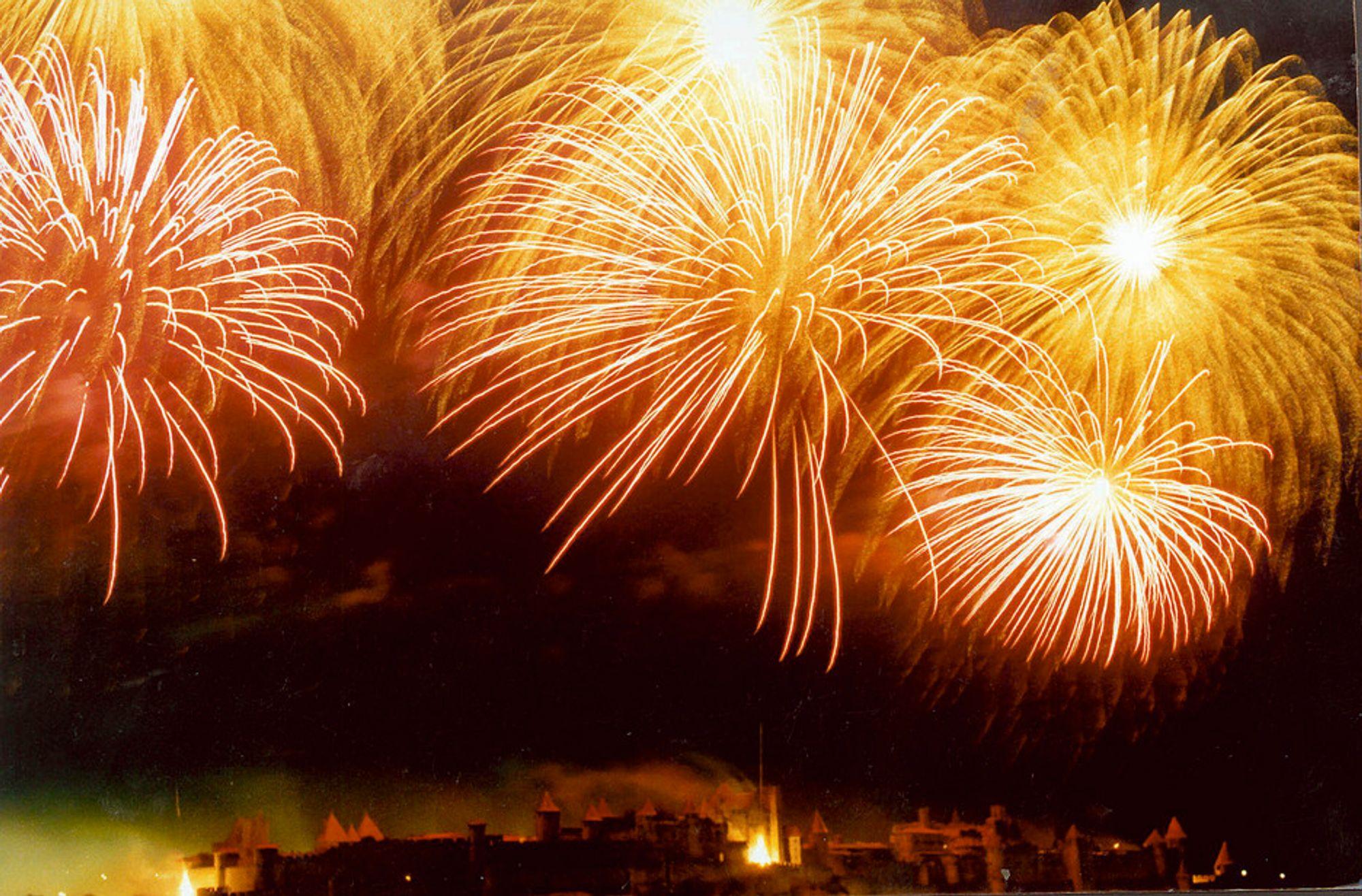 Vi i Teknisk Ukeblads redaksjon ønsker leserne våre et riktig godt nytt år.