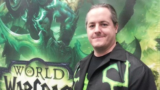 Visepresident i Blizzard Entertainment og sjefsprodusent for World of Warcraft, J. Allen Brack.