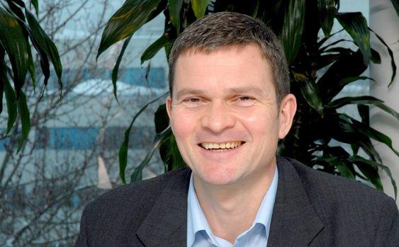 Olav Hetland, leder av forretningsområde Solkraft i Statkraft