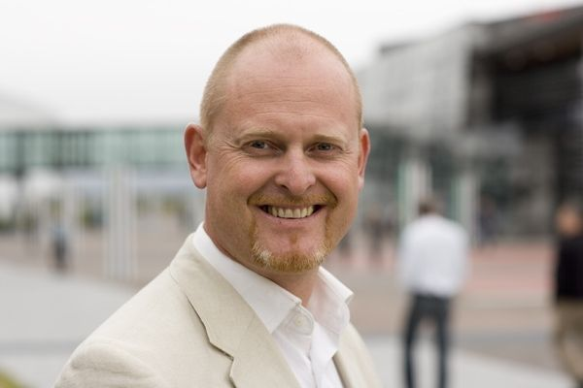 BELGIASJEF:Christian Skottun leder aktiviteten ved Norkrings belgiske datterselskap.