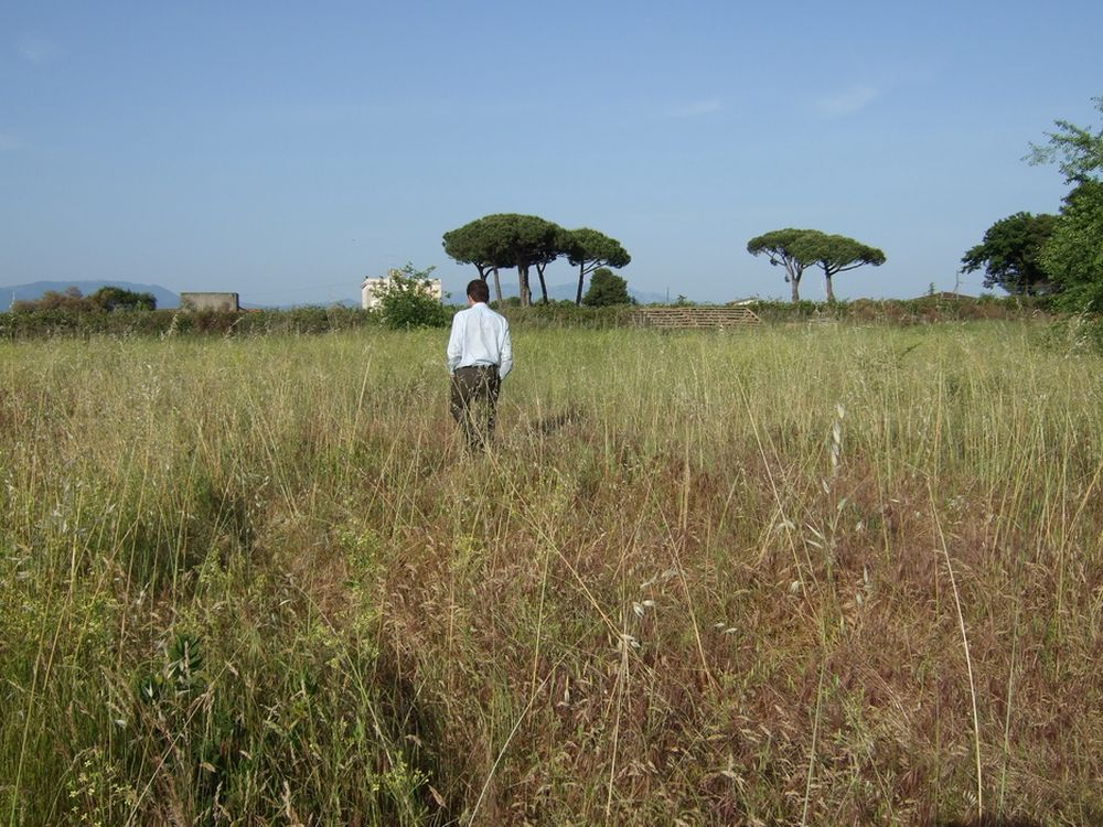 SOLRIKT: Her skal parken ligge. Gode støtteordninger fra italienske myndigheter bidrar til at Statkraft bygger solkraftverk for 120 millioner kroner i italienske Casale. Solkraftprosjektet får ca. 3 kroner i støtte per kilowattime over tjue år.