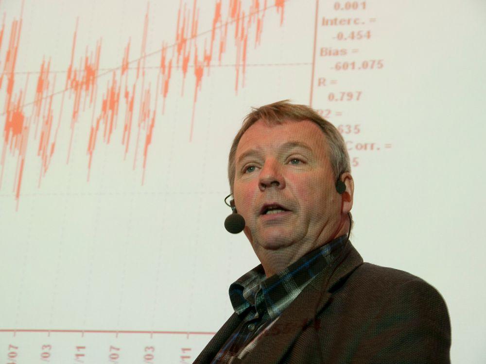 Olav M. Kvalheim er professor ved Kjemisk institutt ved Universitetet i Bergen og medlem av Klimarealistene.
