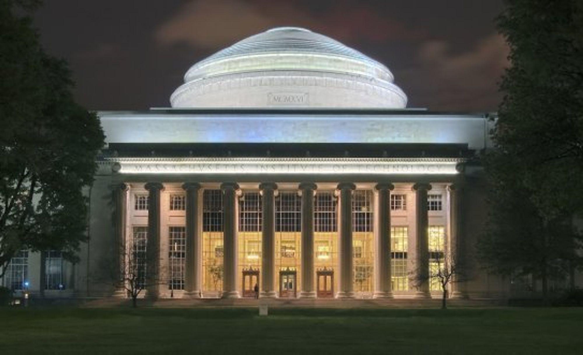 MIT: Her får du verdens beste utdanning innen teknologi.