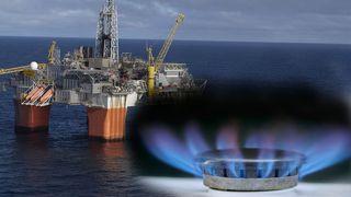 Bytter norsk gass mot kasakhstansk olje