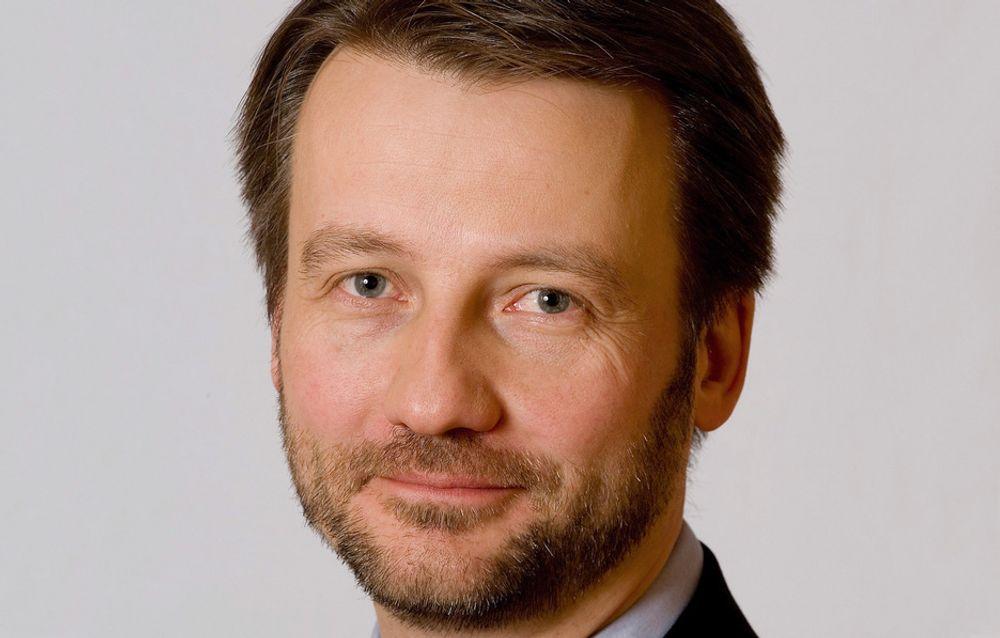 NY ROLLE: Jørgen Rostrup (43) er Hydros nye finansdirektør.