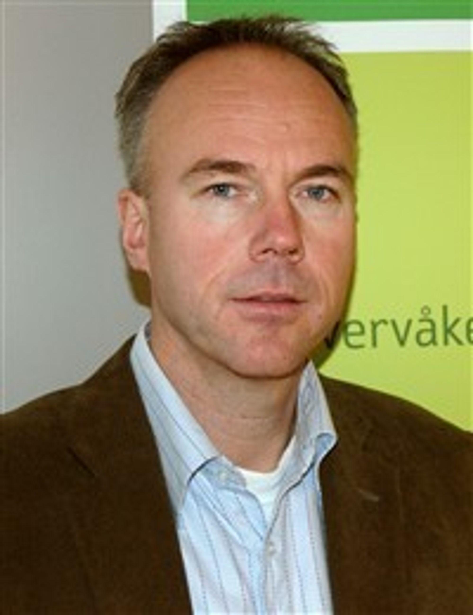 Steinar Aasnæss, avdelingsdirektør for Nasjonal overvåking av arbeidsmiljø (NOA) ved Statens arbeidsmiljøinstitutt (STAMI)
