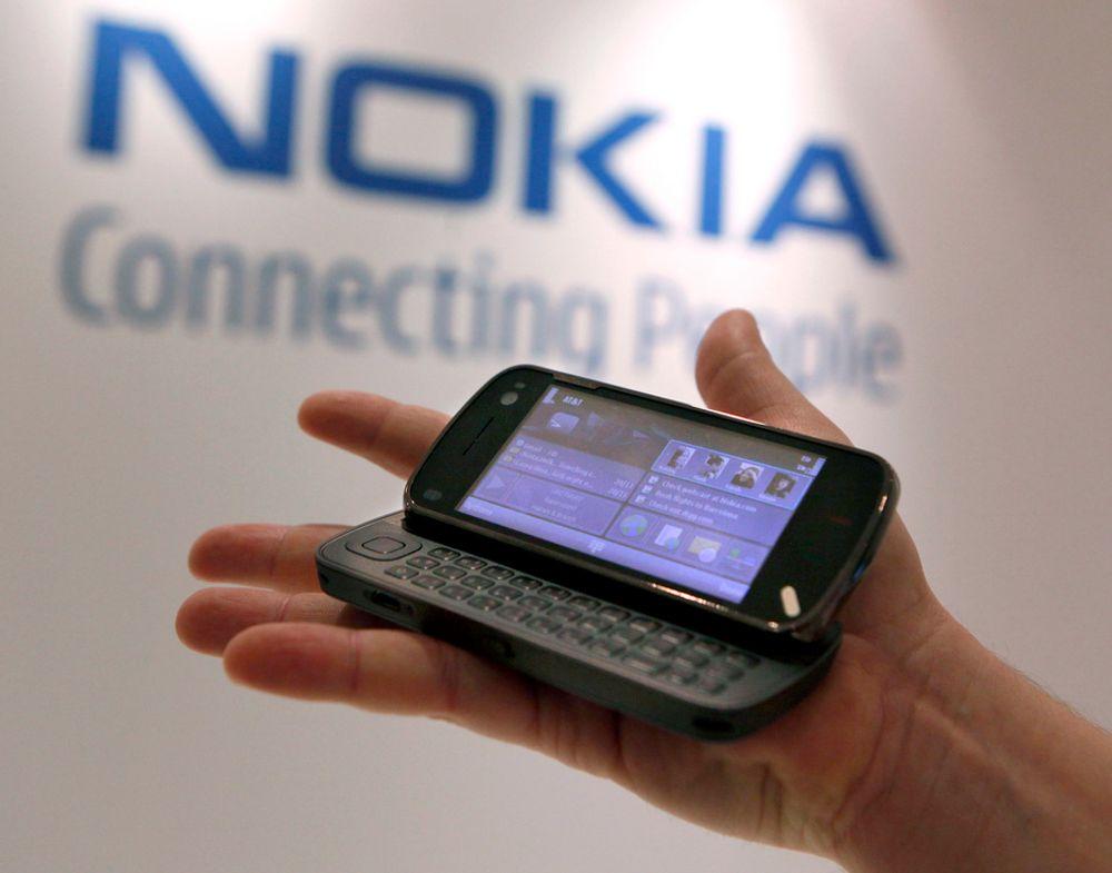 """Nokia-studien """"The Connectivity Scorecard"""" plasserer USA på toppen av skalaen. Norge havner på en femteplass."""