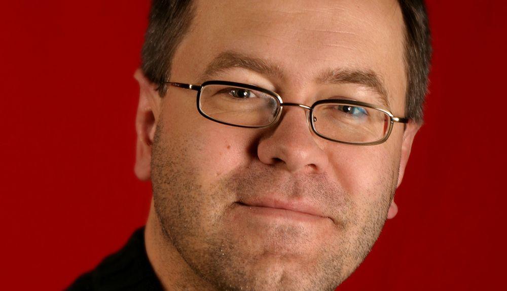 Sven Ole Aase, professor i signalbehandling og leder av Institutt for data- og elektroteknikk ved Universitetet i Stavanger.