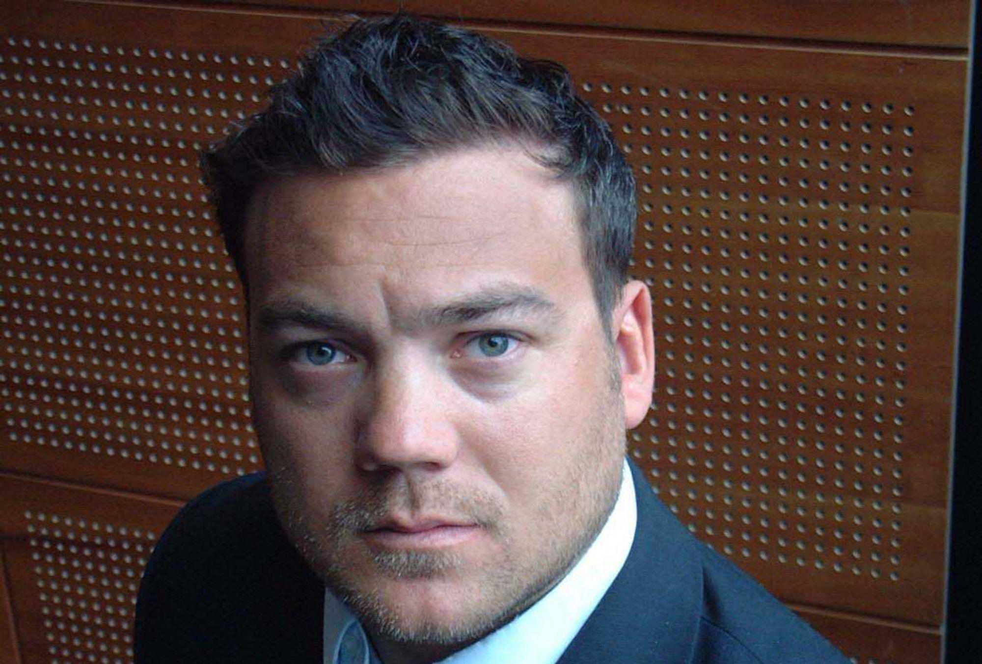 Fredrik Syversen, direktør for næringsutvikling i IKT-Norge.