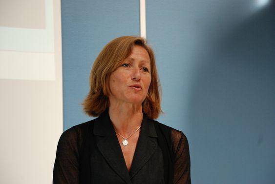 seniorrådgiver Karine Hertzberg i det norske forhandlingsutvalget foran København-avtalen.