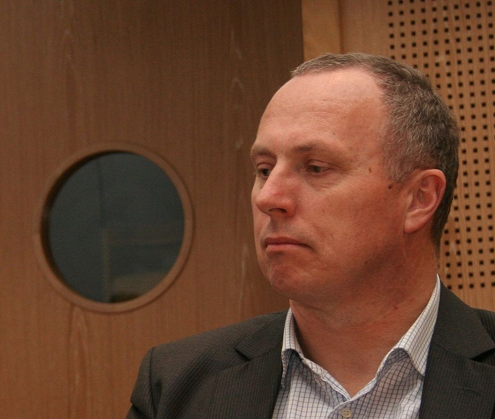 Internasjonal: Knut Aasrud skal lede tele- og kommunikasjonssektoren for Microsoft i Europa, Midtøsten og Afrika.