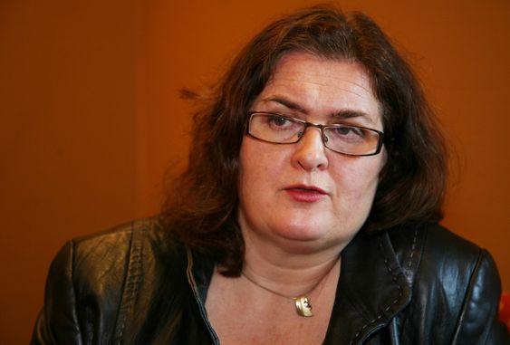 Liv Monica Stubholt, statssekretær Olje- og energidepartementet.