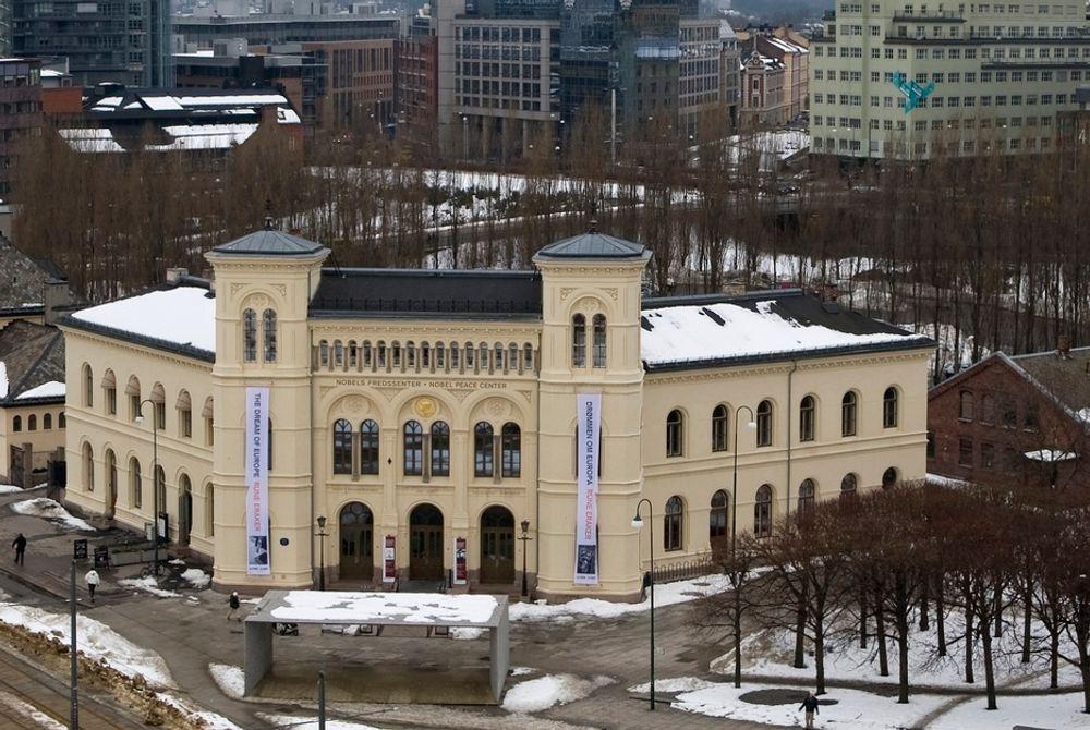 Krav: Statsbygg krever datamodeller til arkitektkonkurransen om Nasjonalmuseet her på Vestbanetomten.