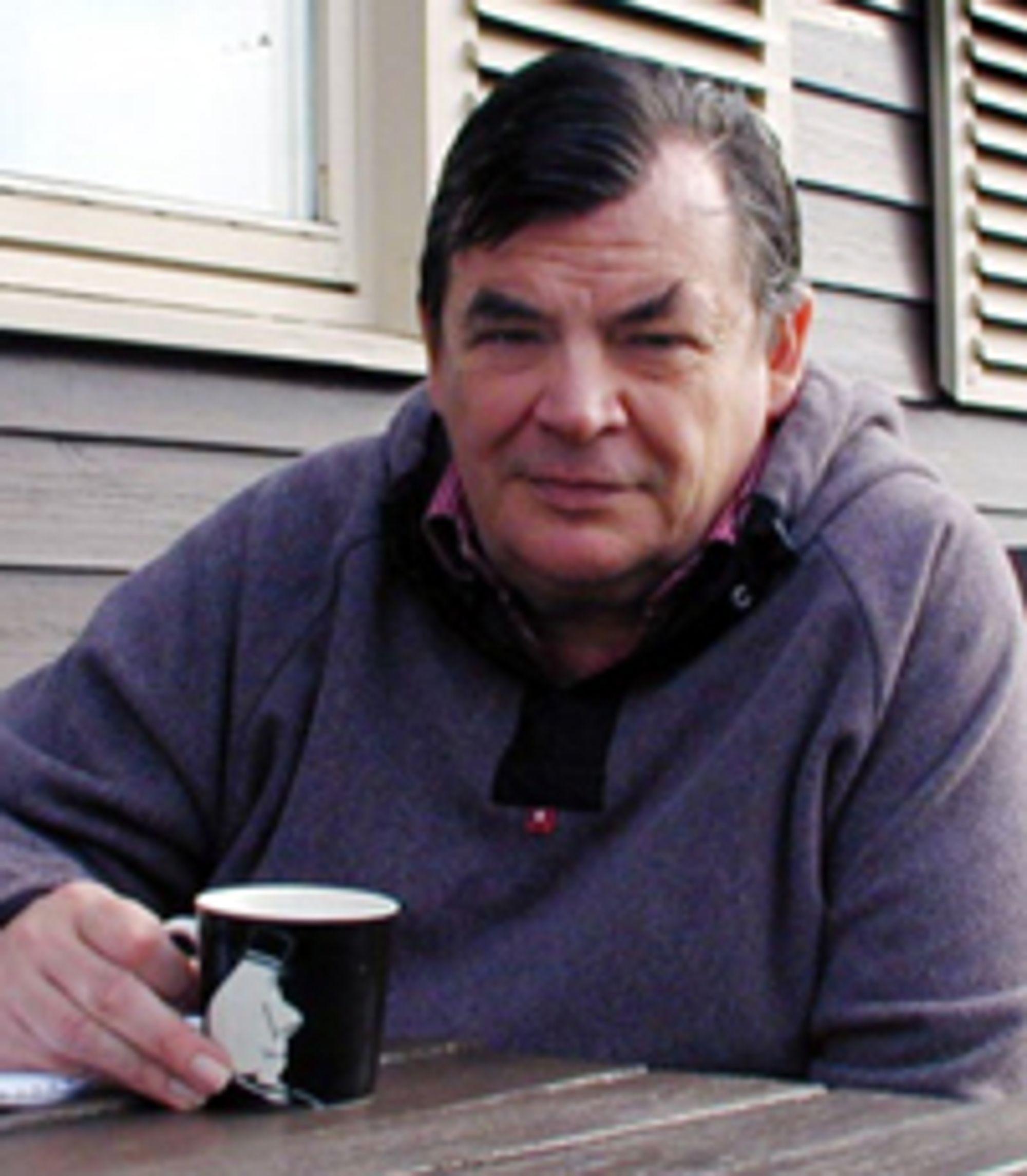 Økonomiprofessor Erik S. Reinert.