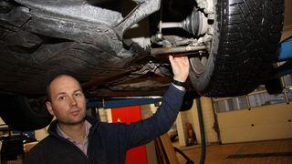 Nye biler tåler ikke norske veier