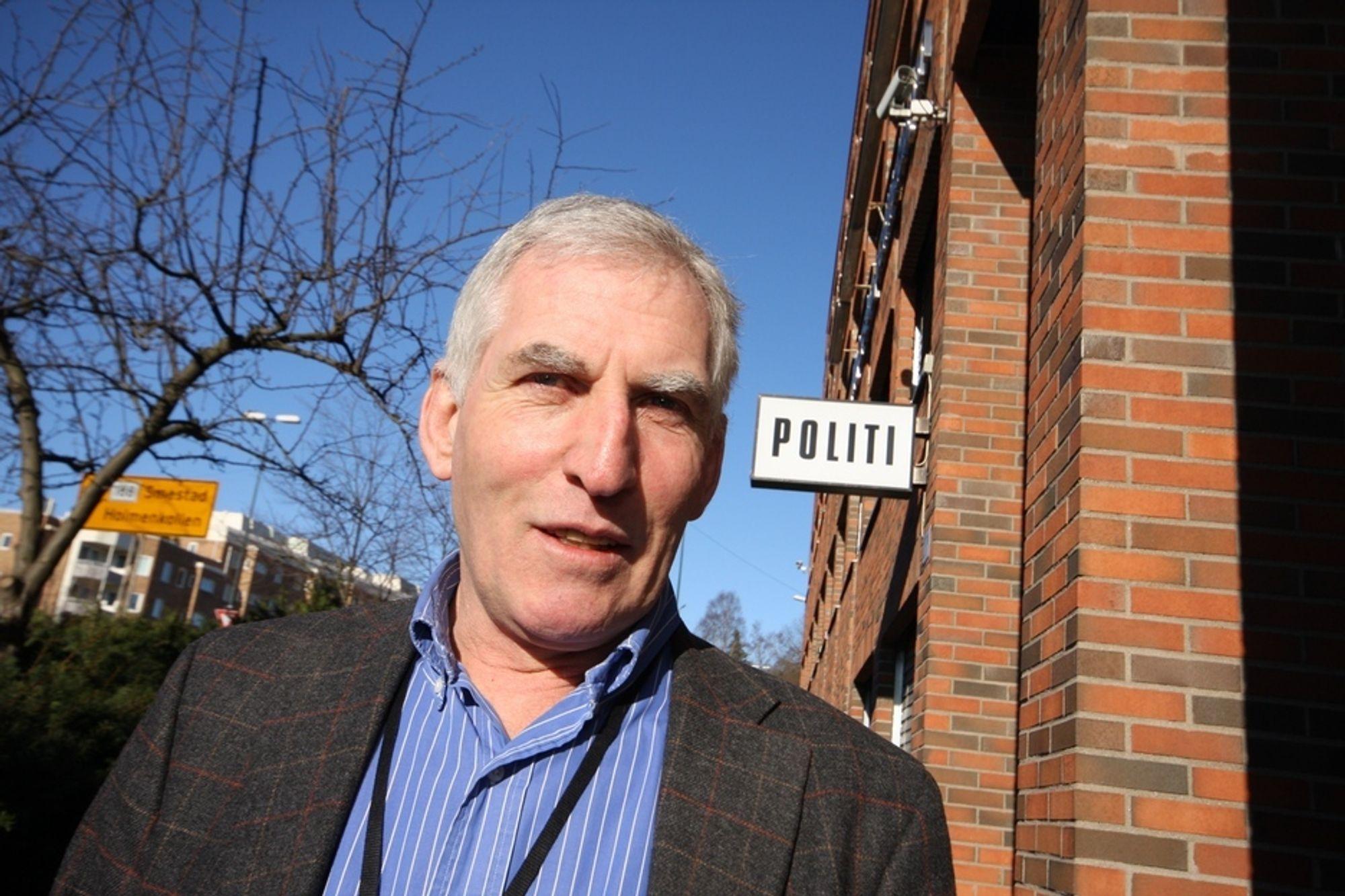 Bekreftet: Enhetsleder Bjørn Fjeldstad i Politiets data- og materielltjeneste (PDMT) var tidlig ute med å fastslå årsaken til virusangrepet i politiet. Nå er årsaken bekreftet.