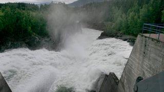 Dyrere CO2-avgift for vann