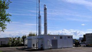 Foredler kloakk til naturgasskvalitet