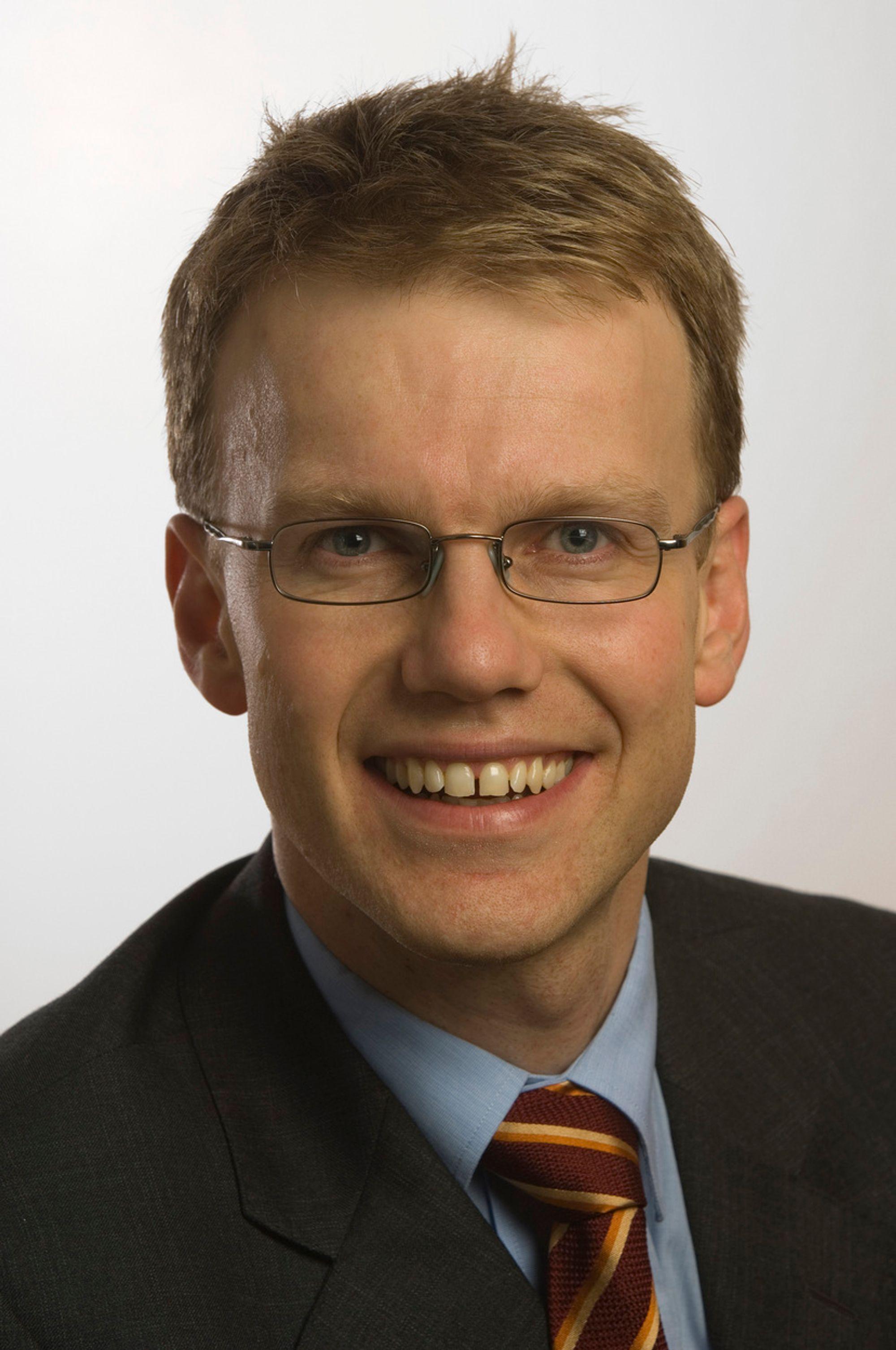 Statssekretær Erik Lahnstein