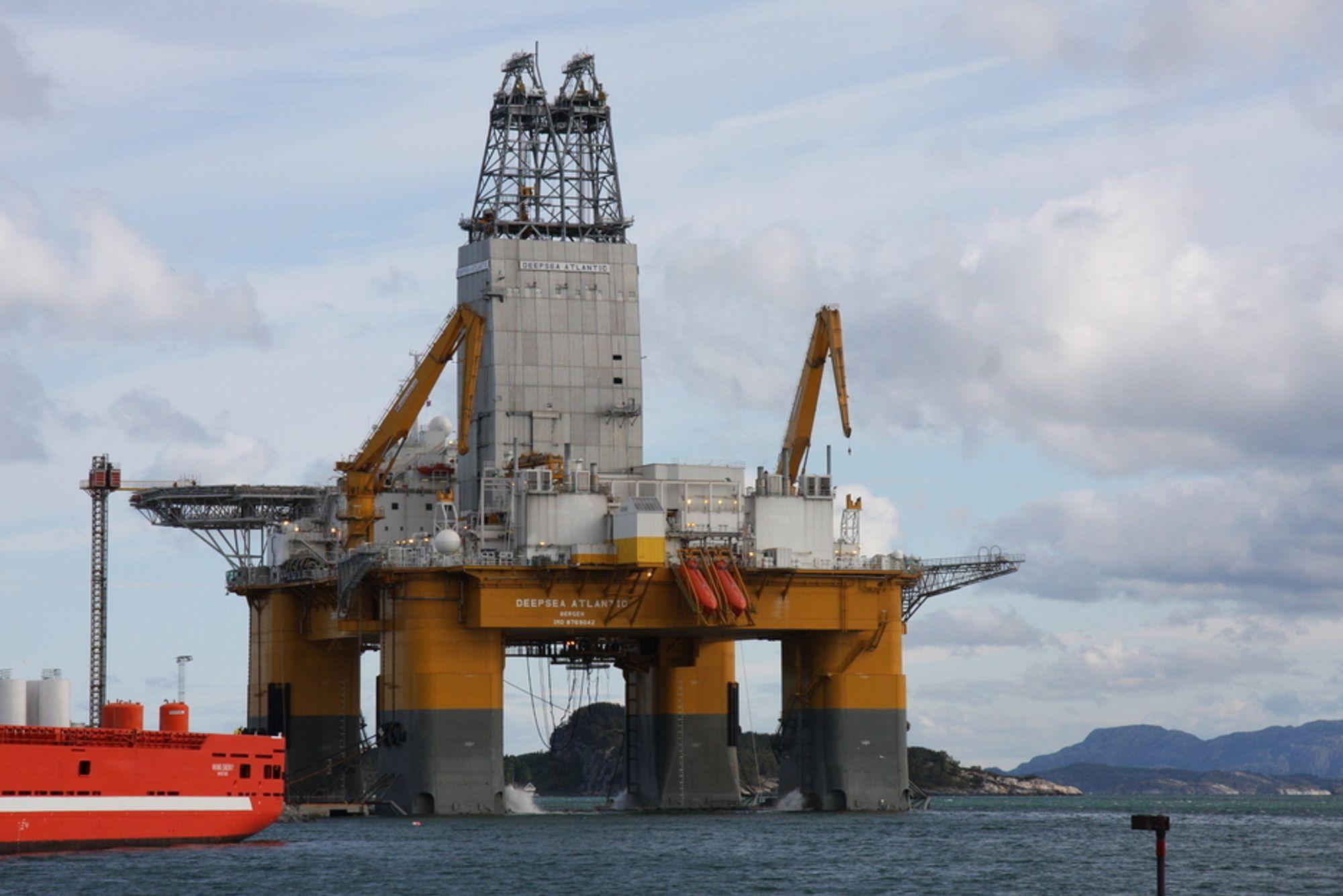 Odfjell Drilling Bygger Ny Borerigg