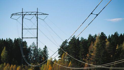 Heten belaster kraftsystemene