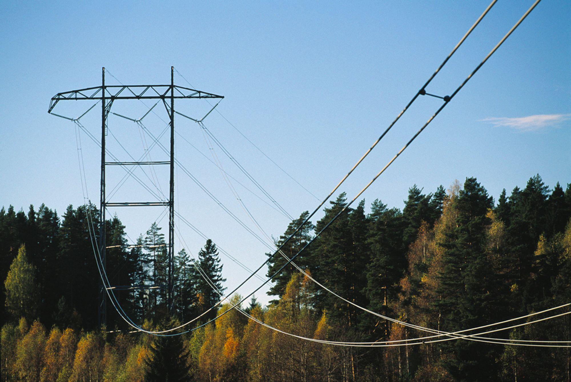 Strømkunder på Sunnmøre var uten strøm i dag tidlig.