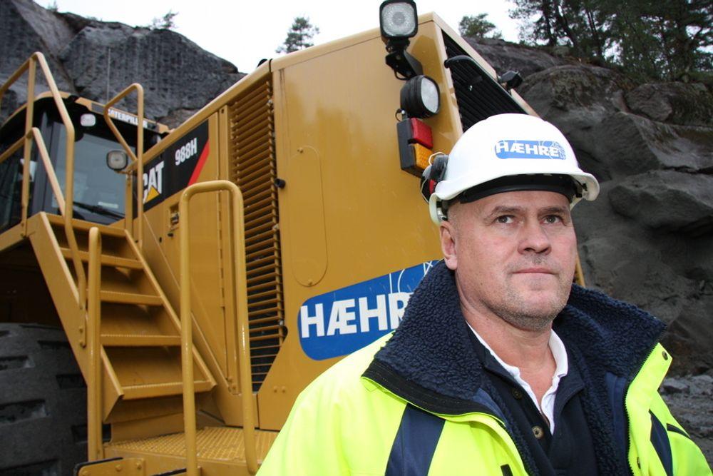 ILLOJAL: Albert Kr. Hæhre startet bedriften og leder den fortsatt. Nå er han beskyldt for grov og ulovlig illojalitet av den tidligere samarbeidspartneren Mesta.
