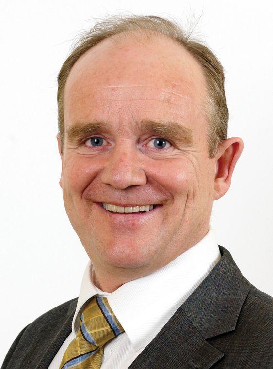 Runar Malkenes, kommunikasjonssjef i Finansdepartementet