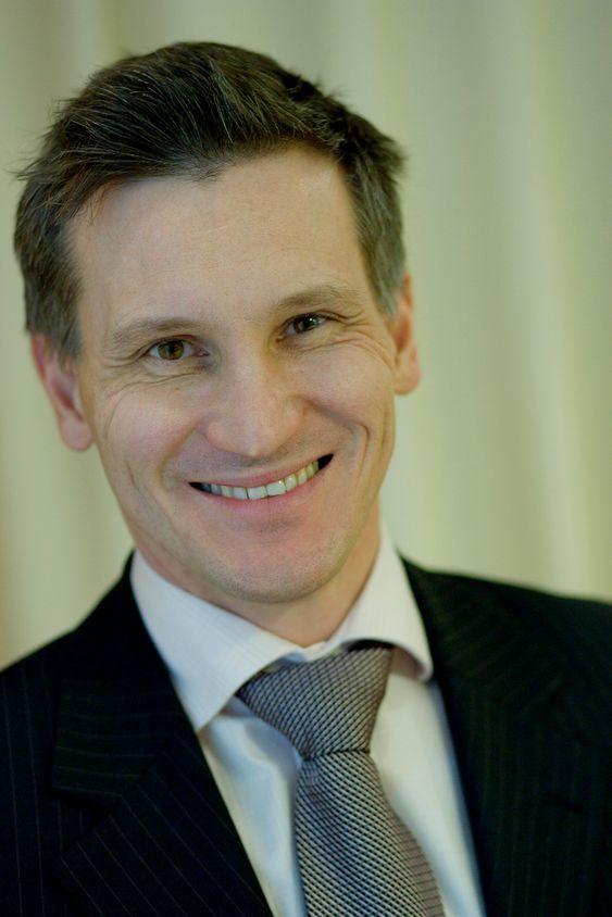 Forbrukerombud Bjørn Erik Thon.