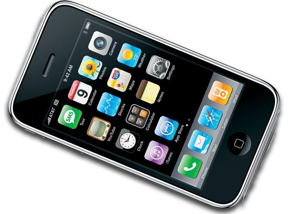Snart er det tre operatører som selger iPhone i Norge: Netcom, Network Norway og nå altså Telenor.