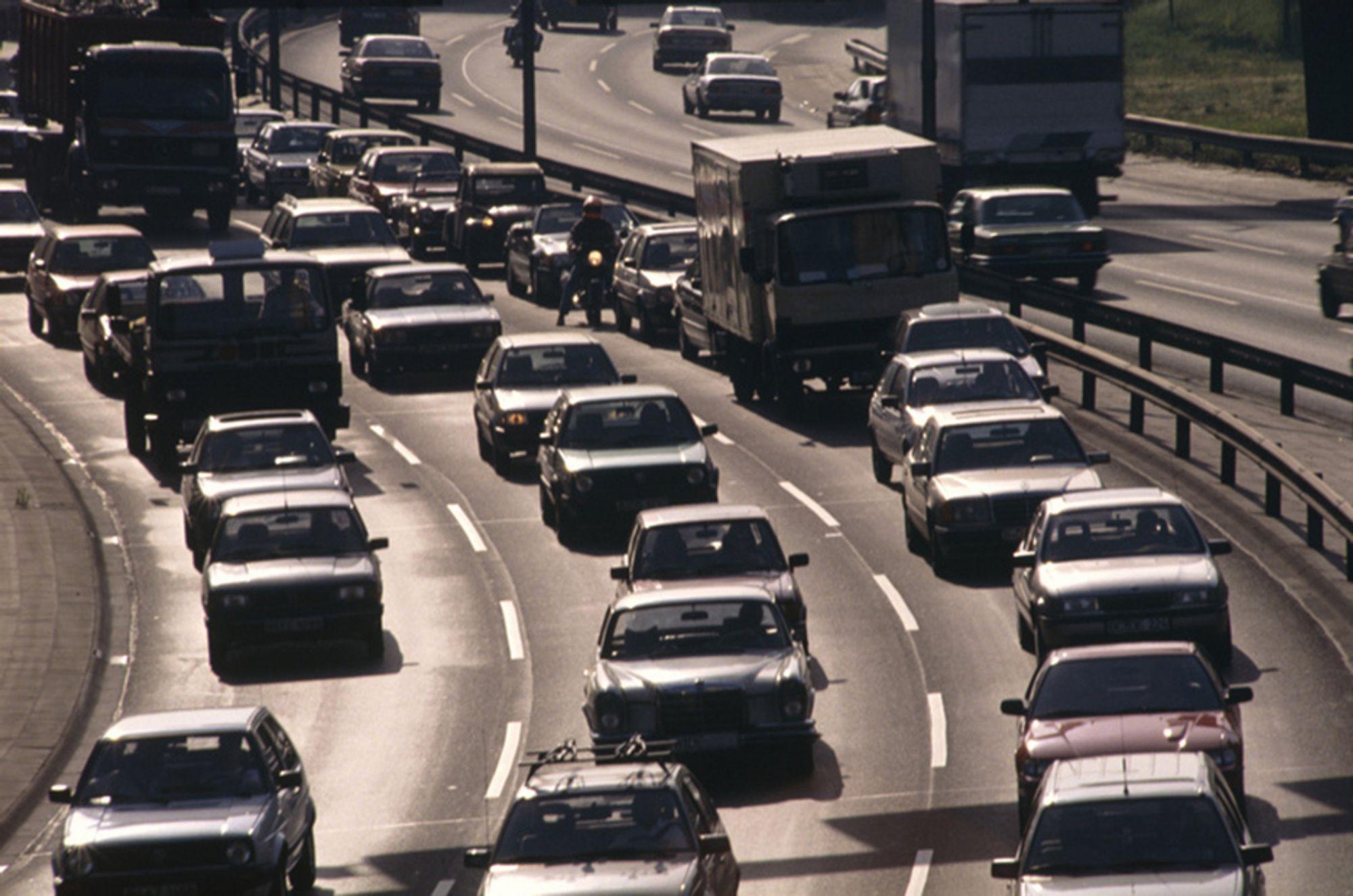 Ingen av de åtte FME-sentrene som ble offentliggjort i går handler om transport.