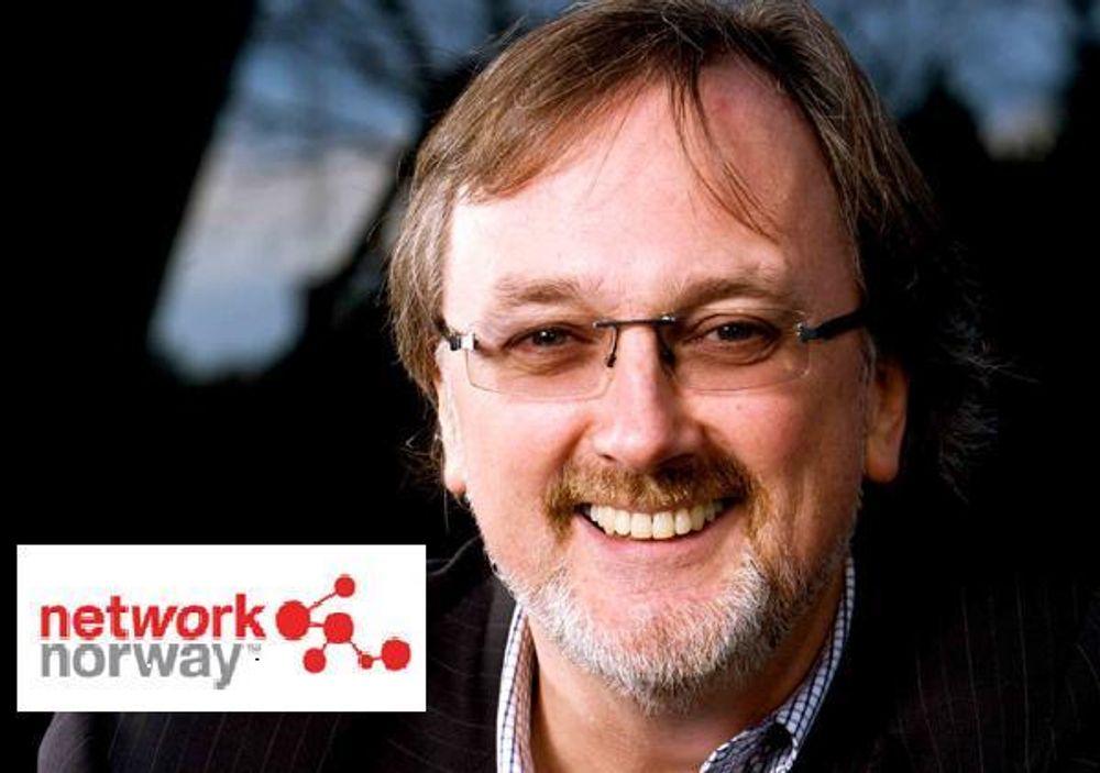 BEROLIGER: Network Norway er ikke på gyngende grunn, understreker direktør for samfunnskontakt i selskapet, Tom Guldberg.