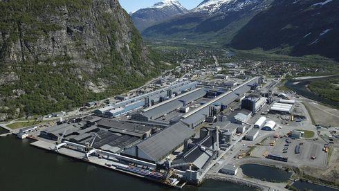 Hydro Sunndal forberedt på kutt