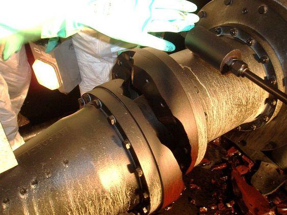 Oslofjord-kabel - følgefeil etter eksplosjon på kabelen 25. mai 2009.