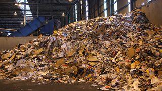 Norge mangler søppel