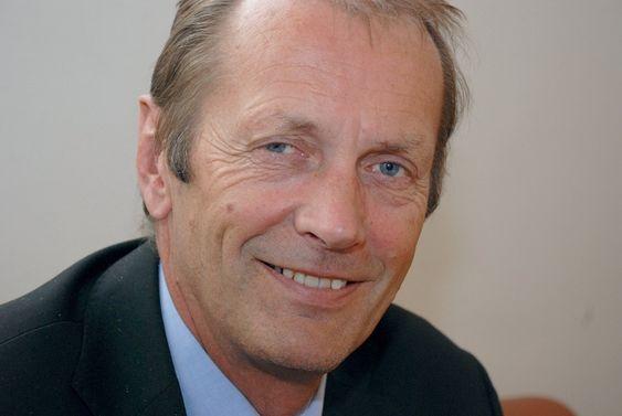 Kjell Roland, Norfund. Bildet er tatt juni 2009.