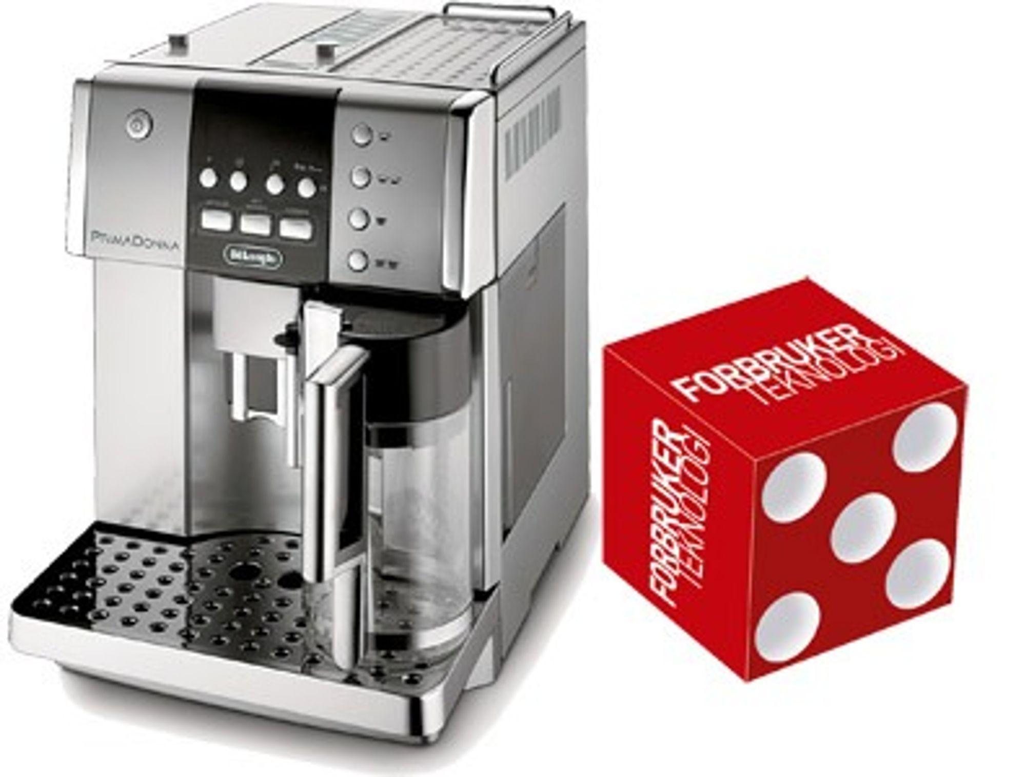 Helautomatisk kaffemaskin best i test