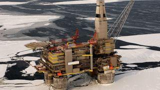 Slik skal oljebransjen erobre Arktis