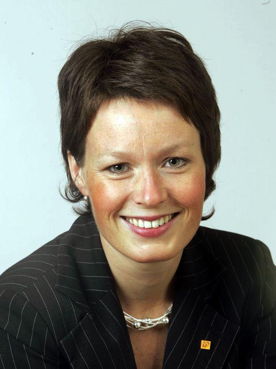 Line Henriette Hjemdal (KrF).