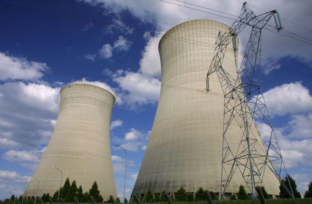 UTEN KJØLING: 21 tanker med høyaktivt atomavfall var uten kjøling i flere timer ved Thorp-anlegget på Sellafield. Dette er alvorlig, mener både Statens strålevern og miljøstiftelsen Bellona.