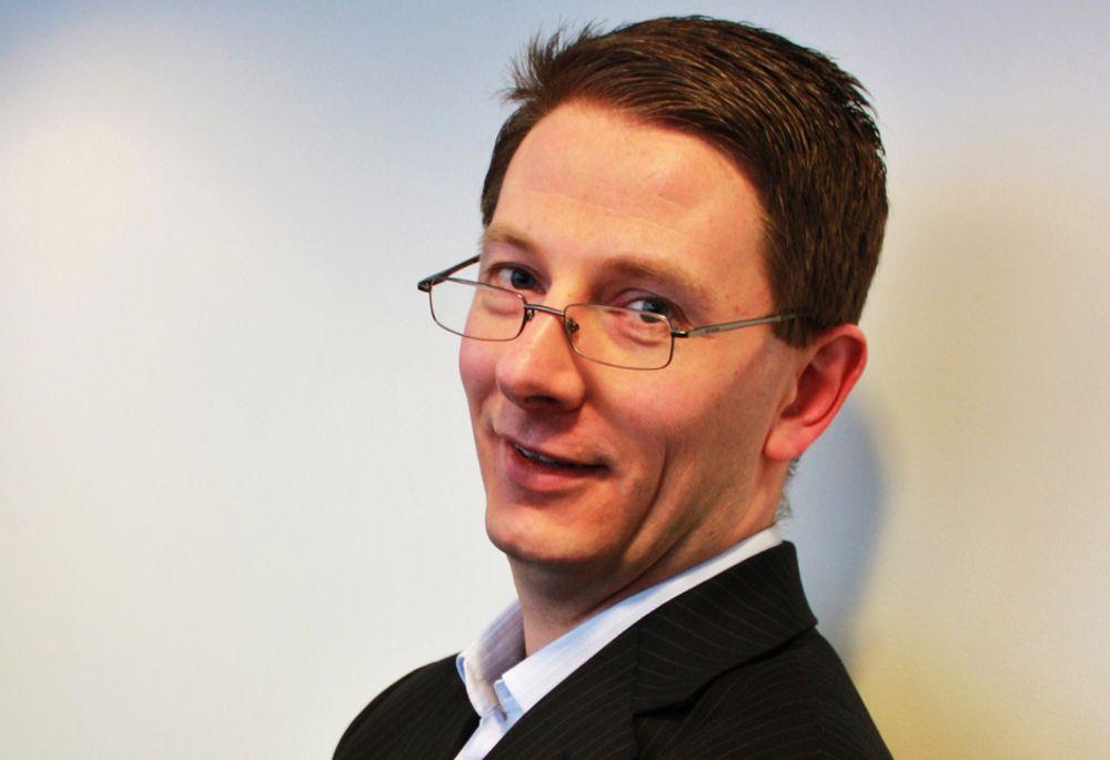 Windows-direktør John Henrik Andersen i Microsoft Norge ønsker opptil 75 språktestere til Windows 7.