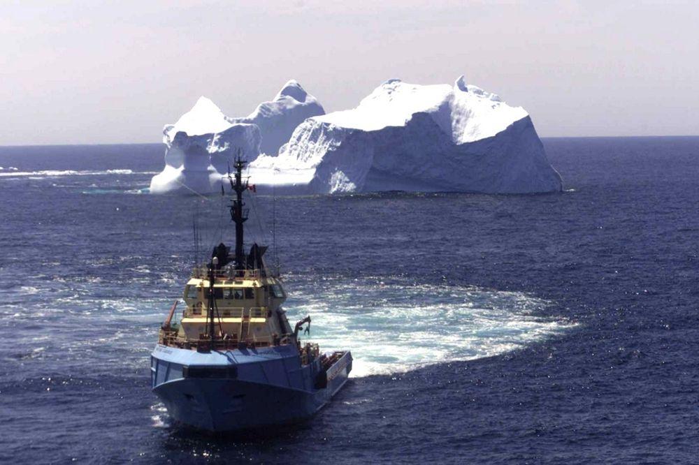 INDUSTRIEN MÅ TA ANSVAR: Shell mener industrien som ønsker å utvinne arktiske ressurser må opptre ansvarlig.