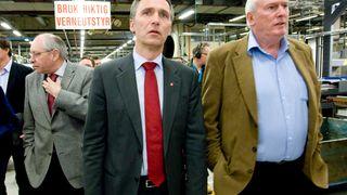 Stoltenberg gir penger til industrikraft