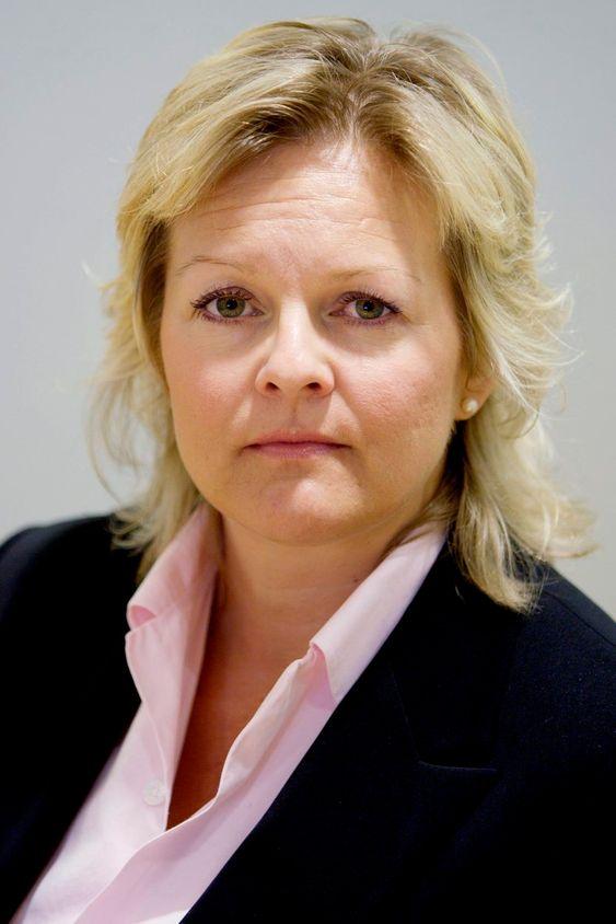 Rikke Lind, statssekretær NHD
