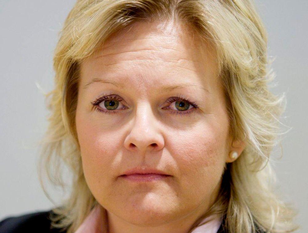 NYE REGLER: - Vi jobber for at IMO skal ha et strengest mulig regelverk, sier statssekretær Rikke Lind.