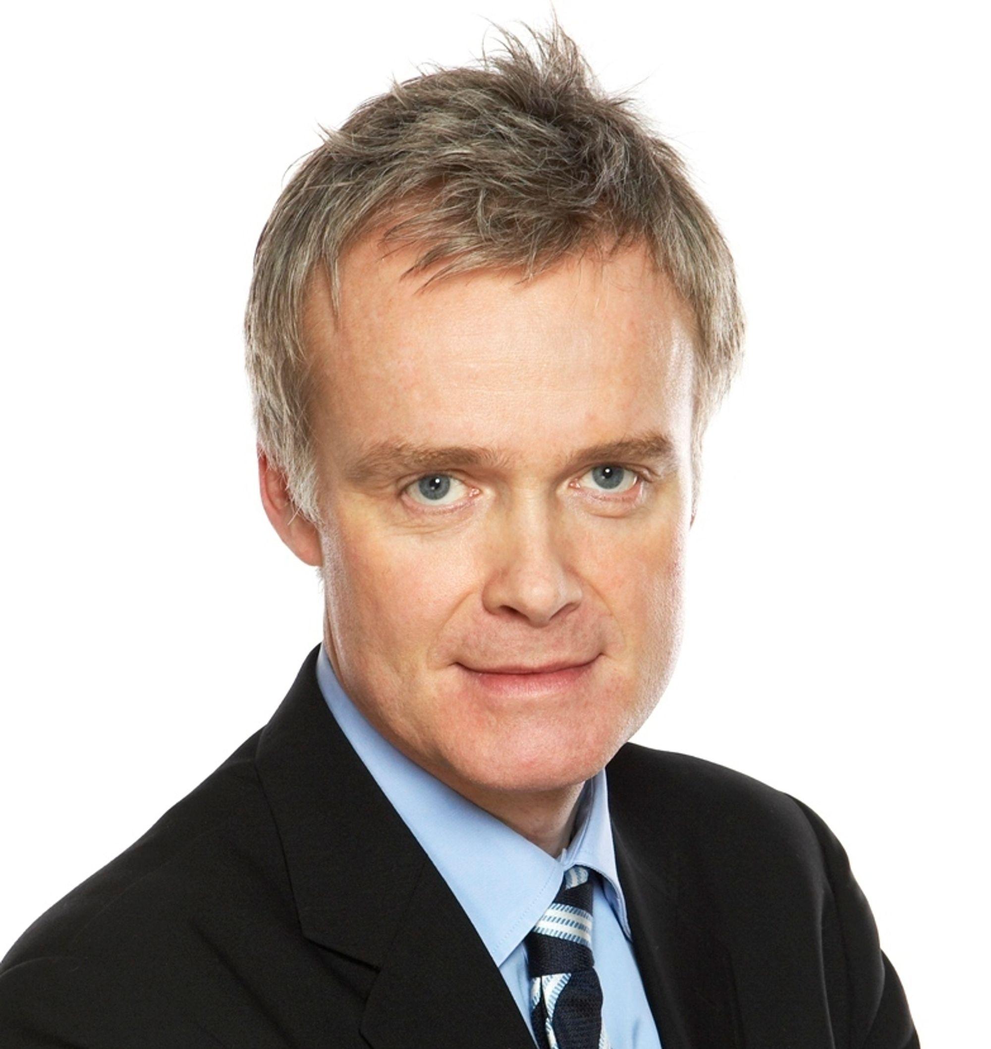 Opptur: Administrerende direktør Ole Jacob Moldestad kan notere seg brukbar opptur for Broadnet i fjor.