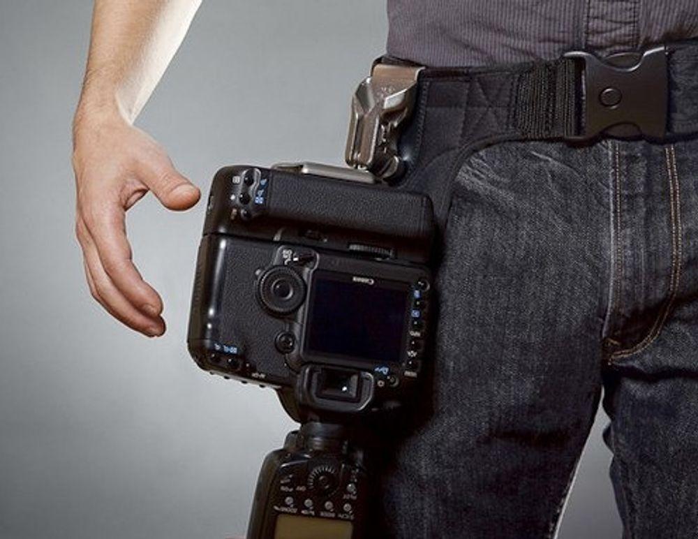 Revolverhylster for fotografer